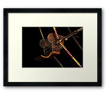 A Seat For Two Framed Print