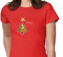 A Christmas Wish TShirt Womens Fitted T-Shirt