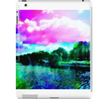 Liffey Landscape iPad Case/Skin