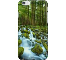 Olympic Green iPhone Case/Skin