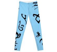 Mortal Instruments Rune Leggings Leggings