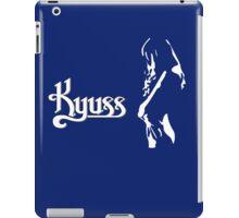KYUSS BLACK WIDOW STONER ROCK QUEENS OF THE STONE AGE CLUTCH NEW BLACK iPad Case/Skin