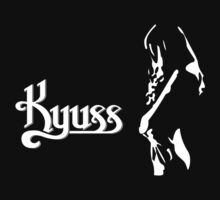 KYUSS BLACK WIDOW STONER ROCK QUEENS OF THE STONE AGE CLUTCH NEW BLACK by harahap88