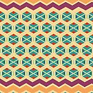 Geometric pattern by erdavid