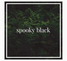 Spooky Black Kids Clothes