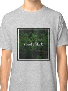 Spooky Black Classic T-Shirt