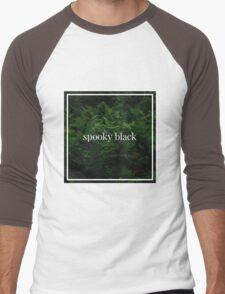 Spooky Black Men's Baseball ¾ T-Shirt