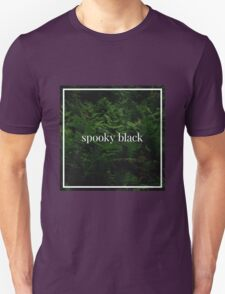 Spooky Black T-Shirt