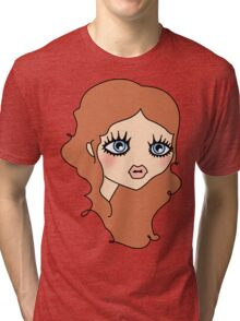 All Dolled up Tri-blend T-Shirt