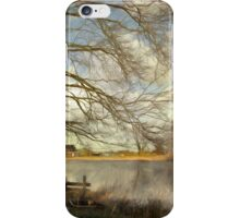 On The River Side iPhone Case/Skin