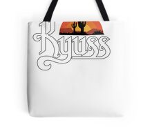 KYUSS BLACK WIDOW STONER ROCK QUEENS OF THE STONE AGE CLUTCH NEW BLACK Tote Bag