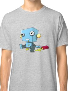 Robot Happy Hour Classic T-Shirt