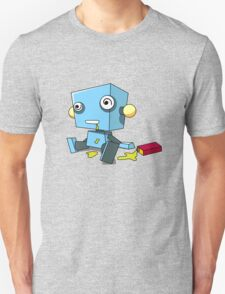 Robot Happy Hour T-Shirt