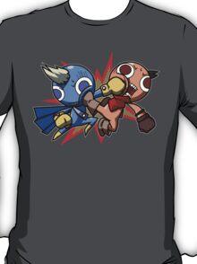Yuki VS Honoo: fight! T-Shirt