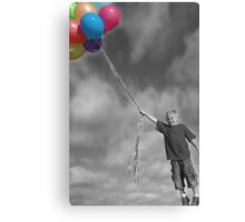 Up Up and Awayyyyy Canvas Print