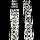Tall windows by Susan Moss