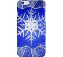 Frozen Snowflake iPhone Case/Skin