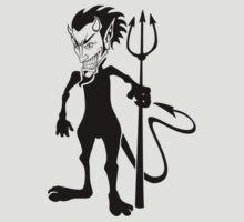 devil by hottehue