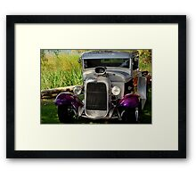 Hot Wheels.................bring on the FORD! Framed Print