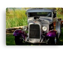 Hot Wheels.................bring on the FORD! Canvas Print