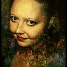 Self Portrait by Elizabeth Burton