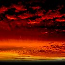 Grandview Autumn Sunset Series - no.3 (redone) by dimarie