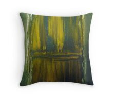 Knock And The Door Shall Be Opened Throw Pillow