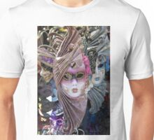 ...Venice .. a place with many faces... Unisex T-Shirt