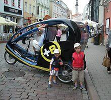 take a ride by elena7