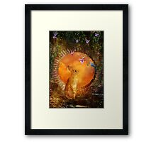 Special Delivery Framed Print
