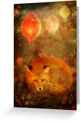 Fox Dreams by Aimee Stewart