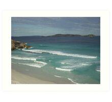 Perfection Esperance Western Australia Art Print
