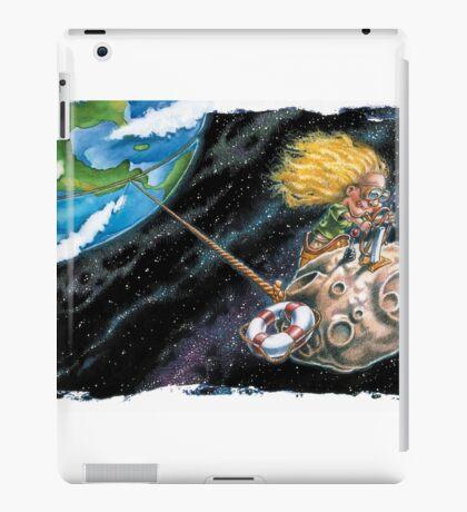 Tugboat Moon iPad Case/Skin