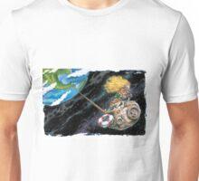 Tugboat Moon Unisex T-Shirt