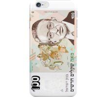 100 New Shekel note Bill iPhone Case/Skin