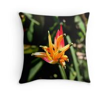 Growing Out Throw Pillow