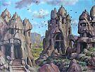Cappadocia Imaginary Visit by HDPotwin