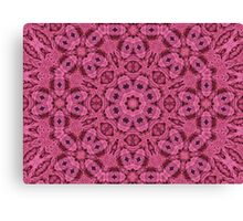 Close-Knit Design Canvas Print