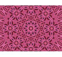 Close-Knit Design Photographic Print