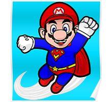 Super Plumber Poster
