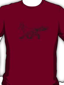 Melting Dog T-Shirt