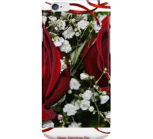 Happy Va;entine's Day iPhone Case/Skin