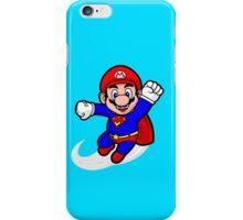 Super Plumber iPhone Case/Skin