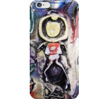 Modern Totem Pole iPhone Case/Skin
