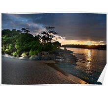 Balmoral  Glow - Balmoral Beach - The HDR Series Poster