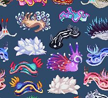 NUDIBRANCH by siins