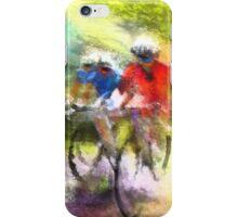 Le Tour De France 11 iPhone Case/Skin