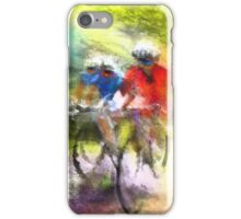 Le Tour De France 11 iPhone Case/Skin