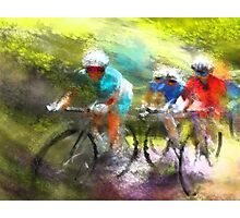 Le Tour De France 11 Photographic Print