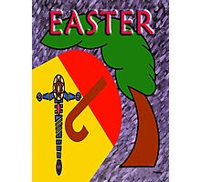 EASTER 4 Photographic Print
